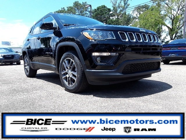 2018 Jeep Compass Latitude Sun And Wheel Package In Alexander City, AL    Bice Chrysler