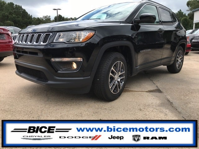 2018 Jeep Compass Latitude Sun And Wheels Package In Alexander City, AL    Bice Chrysler